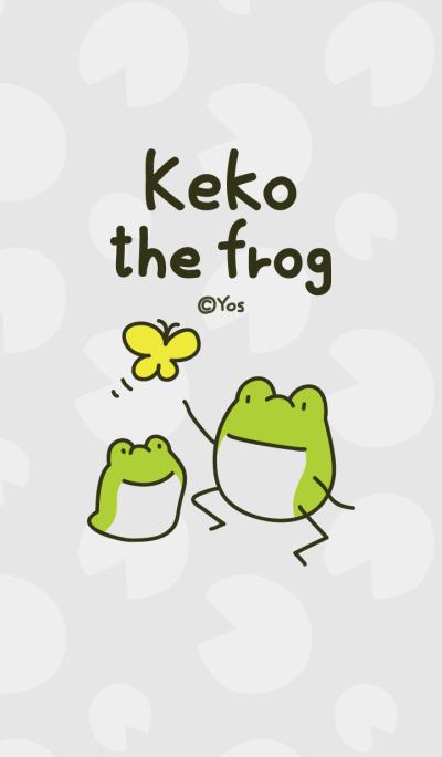 Keko the frog