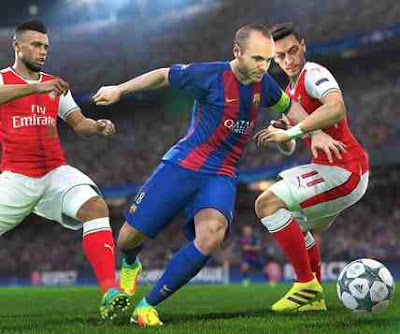 Tricks dribble game pes 2017