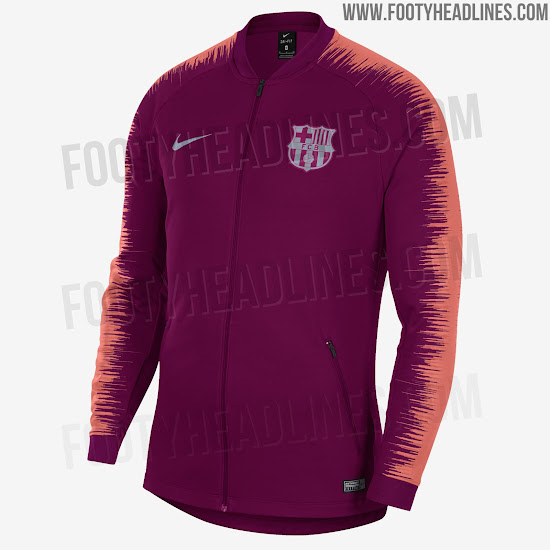 932799fe9 Nike FC Barcelona 18-19 Third Kit Leaked - Sports kicks