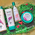 My First Impressions of Himalaya Anti Hair Fall Range