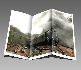 El último de los trenes a vapor
