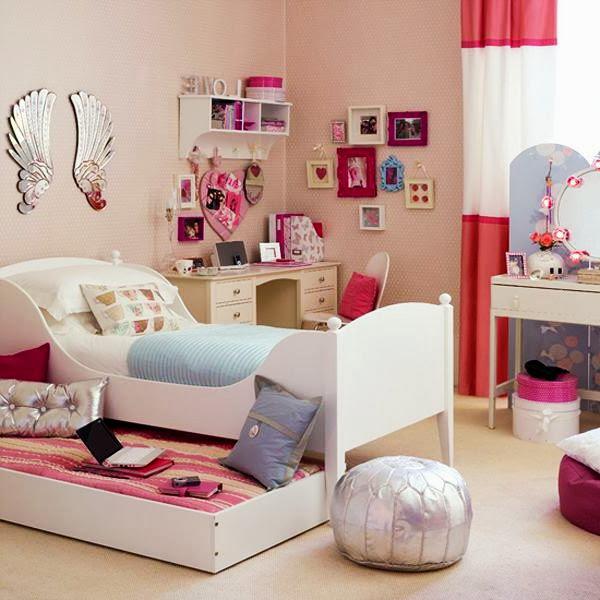 Inspired Bedroom Design Ideas for Teen Girls   Dream Home ...
