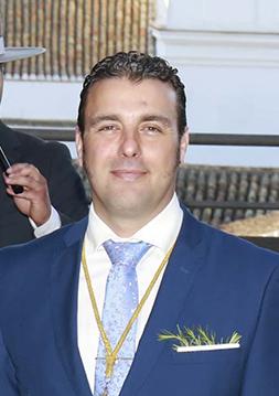 Daniel Vargas Palacio pregonero de la Semana Santa de Sanlucar de Barrameda 2018