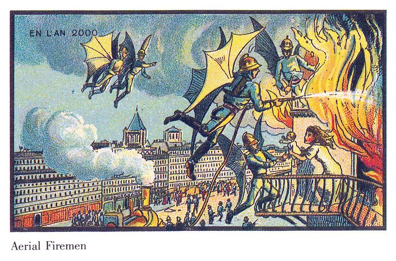 02-Air-Fire-Fighters-Villemard-En-L-An-2000-wikimedia-Futurism-with-Illustrated-Postcards-from-the-1900s-www-designstack-co