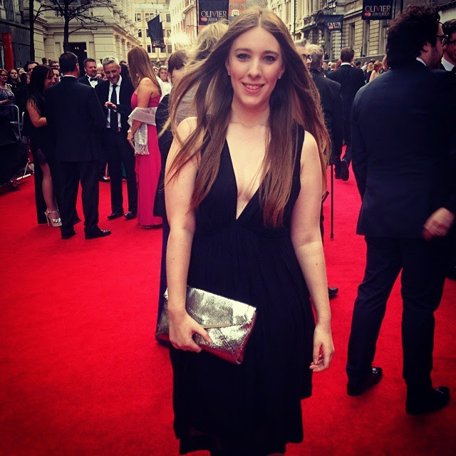 Olivier Awards 2015 Red Carpet