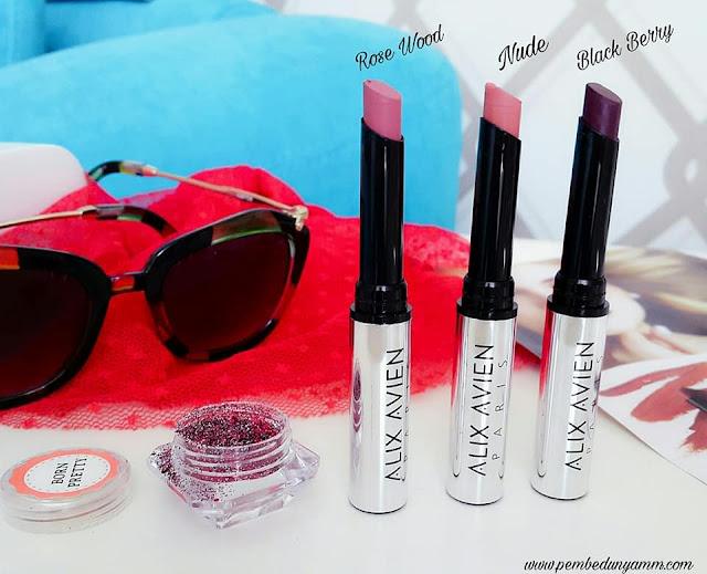alix avien matte slim lipstick