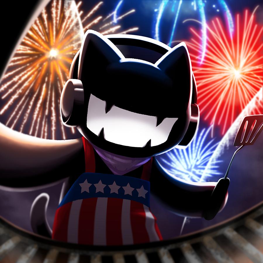 Gameshrimp Monstercat Art