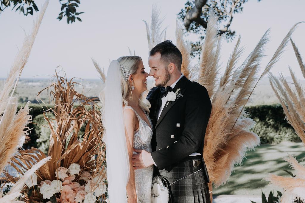 REAL WEDDING BONNIE AND PAUL   FIGTREE RESTAURANT WEDDING BYRON BAY NSW