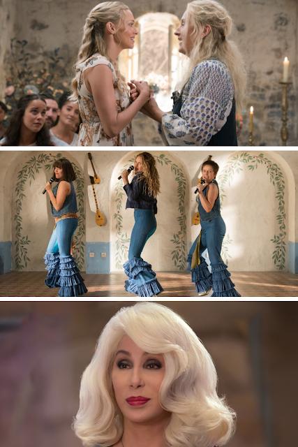 Meryl Streep Amanda Seyfried Cher
