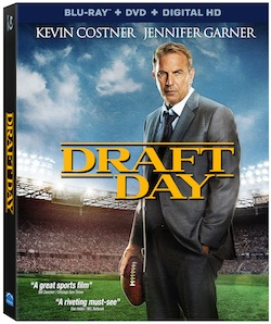 Blu-ray Review - Draft Day