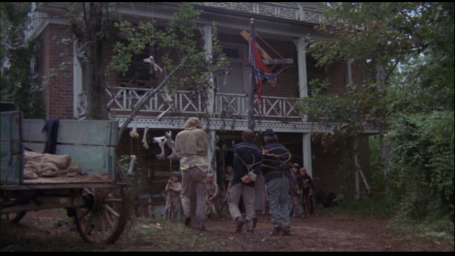 Oldfield, Tennessee's history of violence stems from the Civil War in FROM A WHISPER TO A SCREAM (1987).