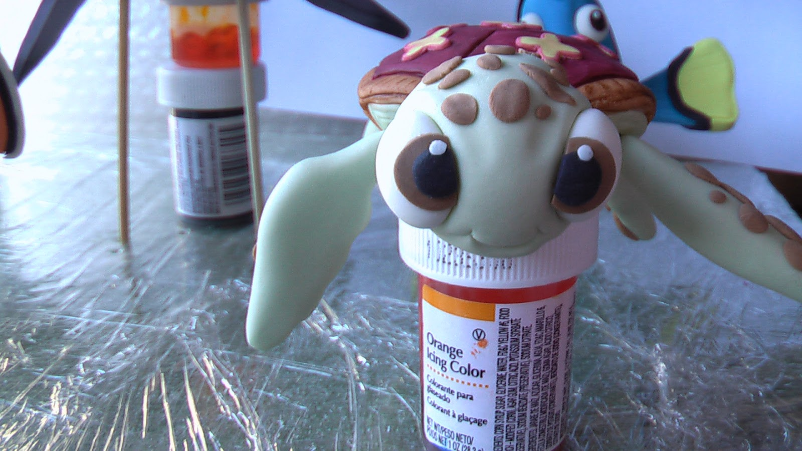 Sweet Perfections Cakes: Finding Nemo Cake Toppers