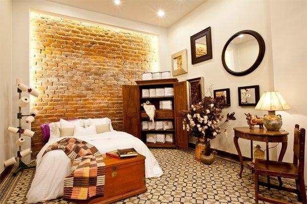 Dormitorios Con Paredes De Ladrillos By Dormitorios Decoracion