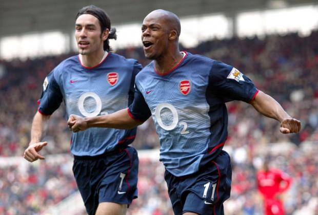 cheaper 3f1ac 8edc8 Best-Ever Nike Arsenal Away Kit? Nike Arsenal 2002-03 Away ...
