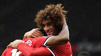 MOURINHO PRESSURES MAN UNITED TO KEEP FELLAINI