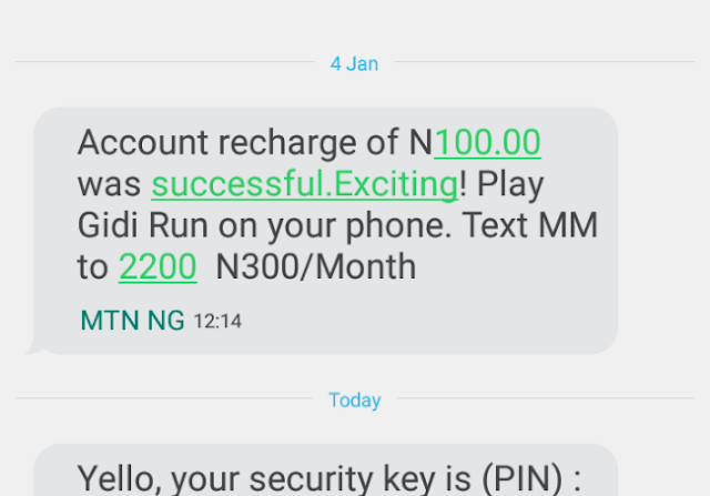 How to Clear your Borrowed Debt on Mtn