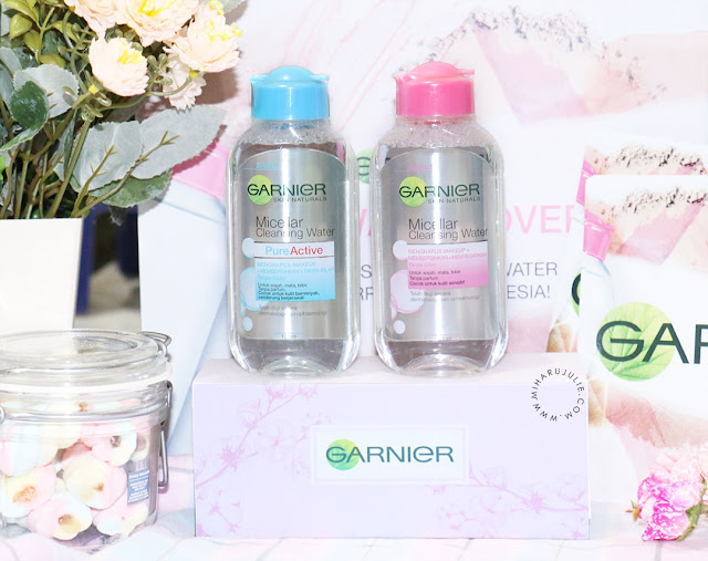 Review Garnier Micellar Cleansing Water Indonesia