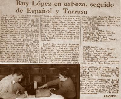 Articulo de Francino en Diario de Barcelona, 28/3/1963