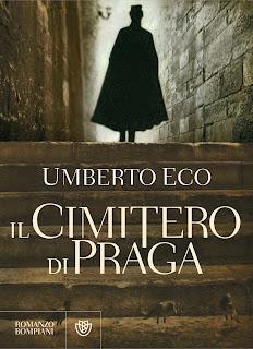Burn News: Novo romance de Umberto Eco, O Cemiterio de Praga. 16