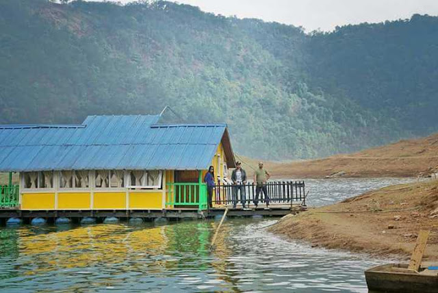 Shillong, the capital of Meghalaya