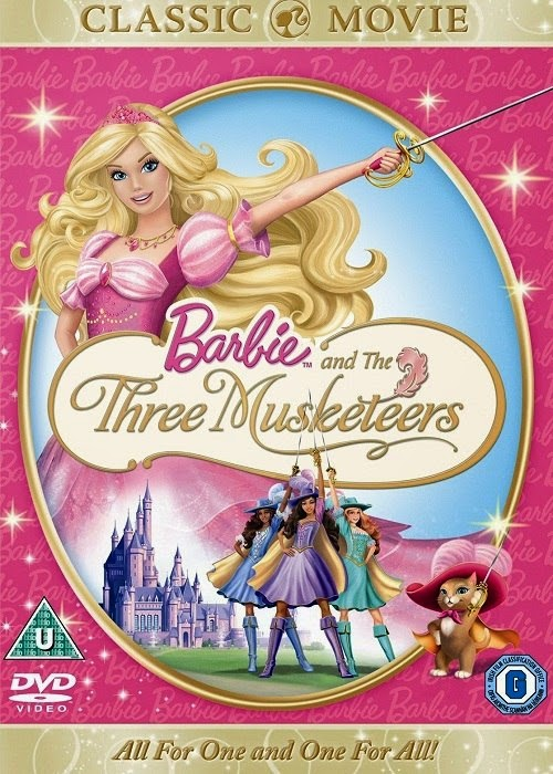 Barbie and the Three Musketeers - Barbie Girl Movies Barbi Song - Best Disney Movies (With