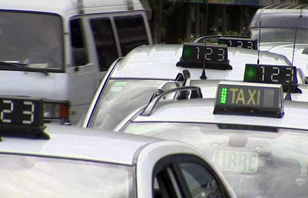 Intentan estrangular a taxista, Las Palmas de Gran Canaria