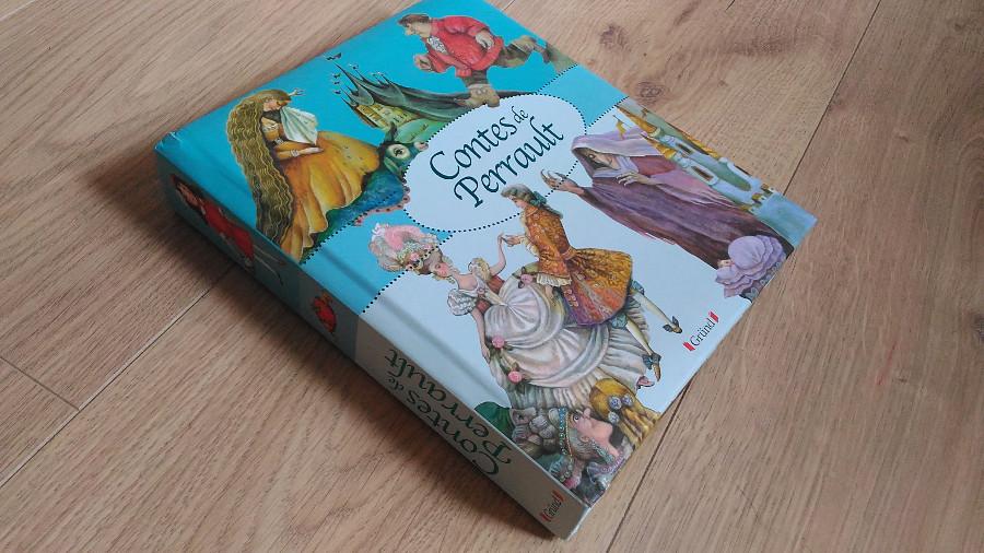 Les contes de perrault - éditions Grund