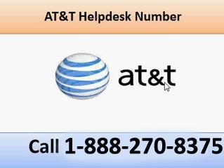 Att Customer Service Number 1 888 270 8375