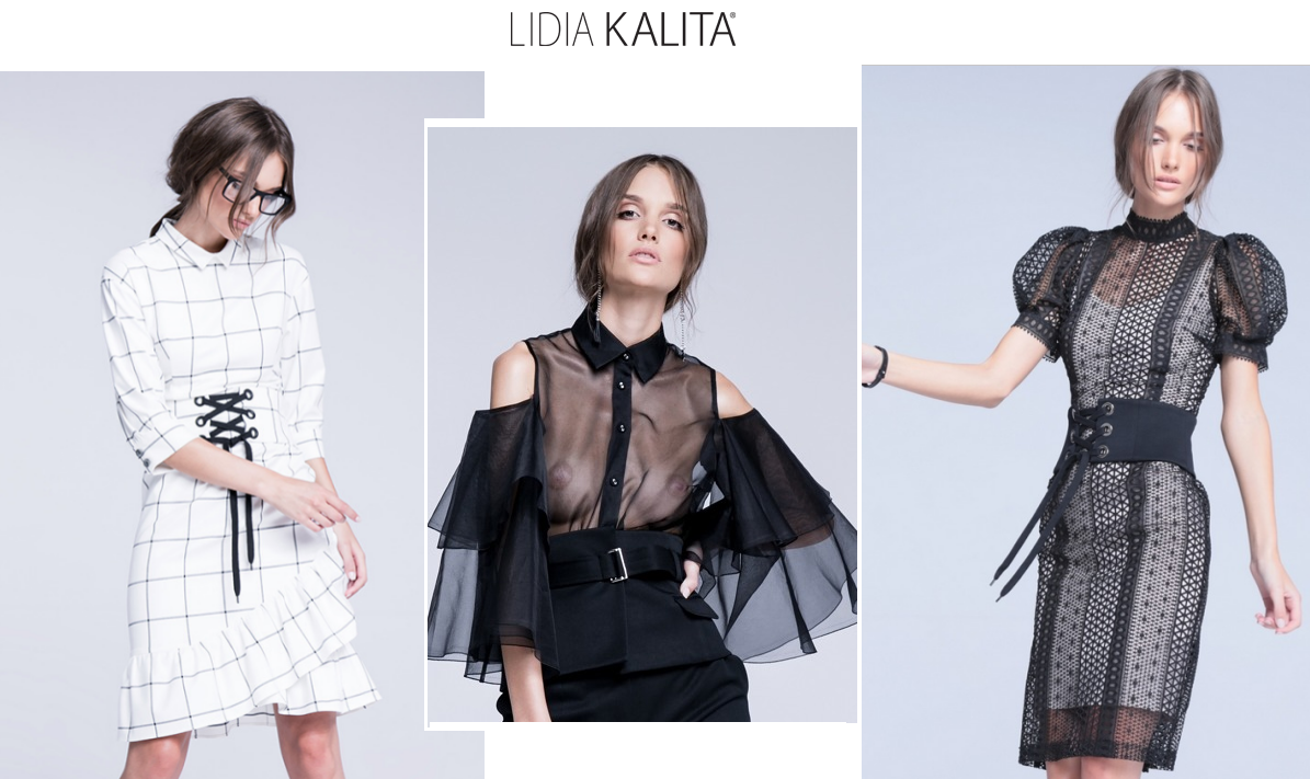 sukienki Lidia Kalita