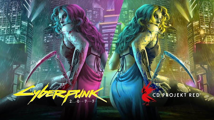 cyberpunk 2077 different e3 2018 cd projekt red