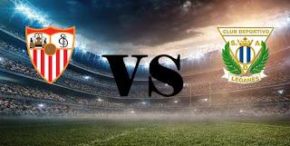 مشاهدة مباراة إشبيلية وليجانيس اليوم بث مباشر