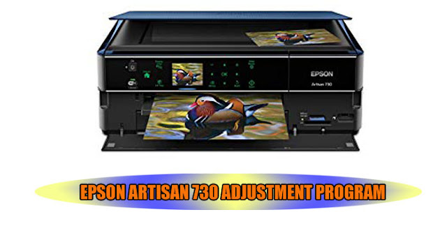 EPSON ARTISAN 730 ADJUSTMENT PROGRAM