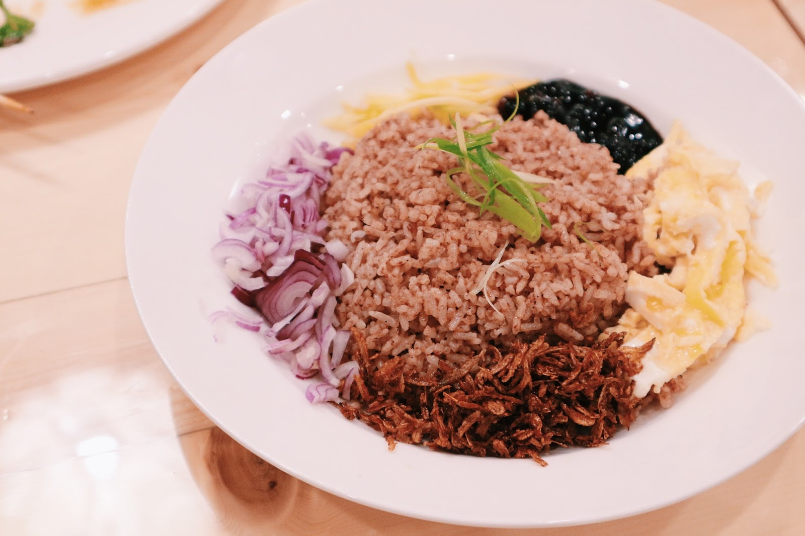 Flavors of Asia Davao - Bagoong Fried Rice