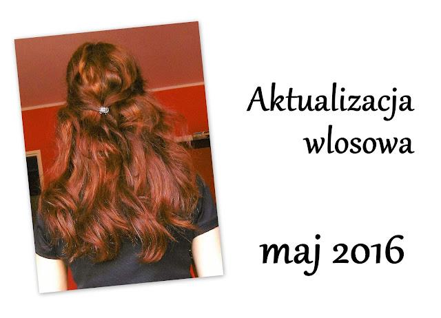 Aktualizacja włosowa - maj 2016