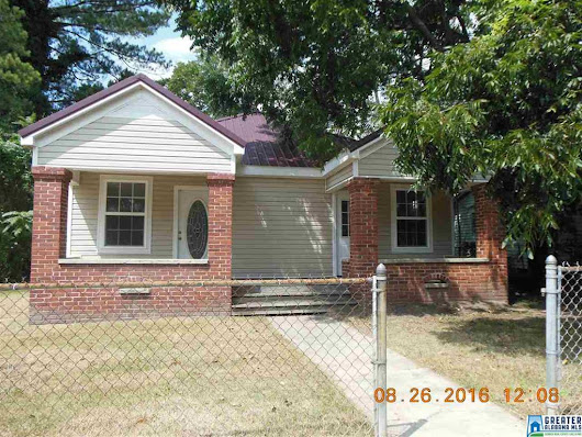 1910 Walnut Avenue, Anniston, Alabama 36201 3 BR / 2 Bath