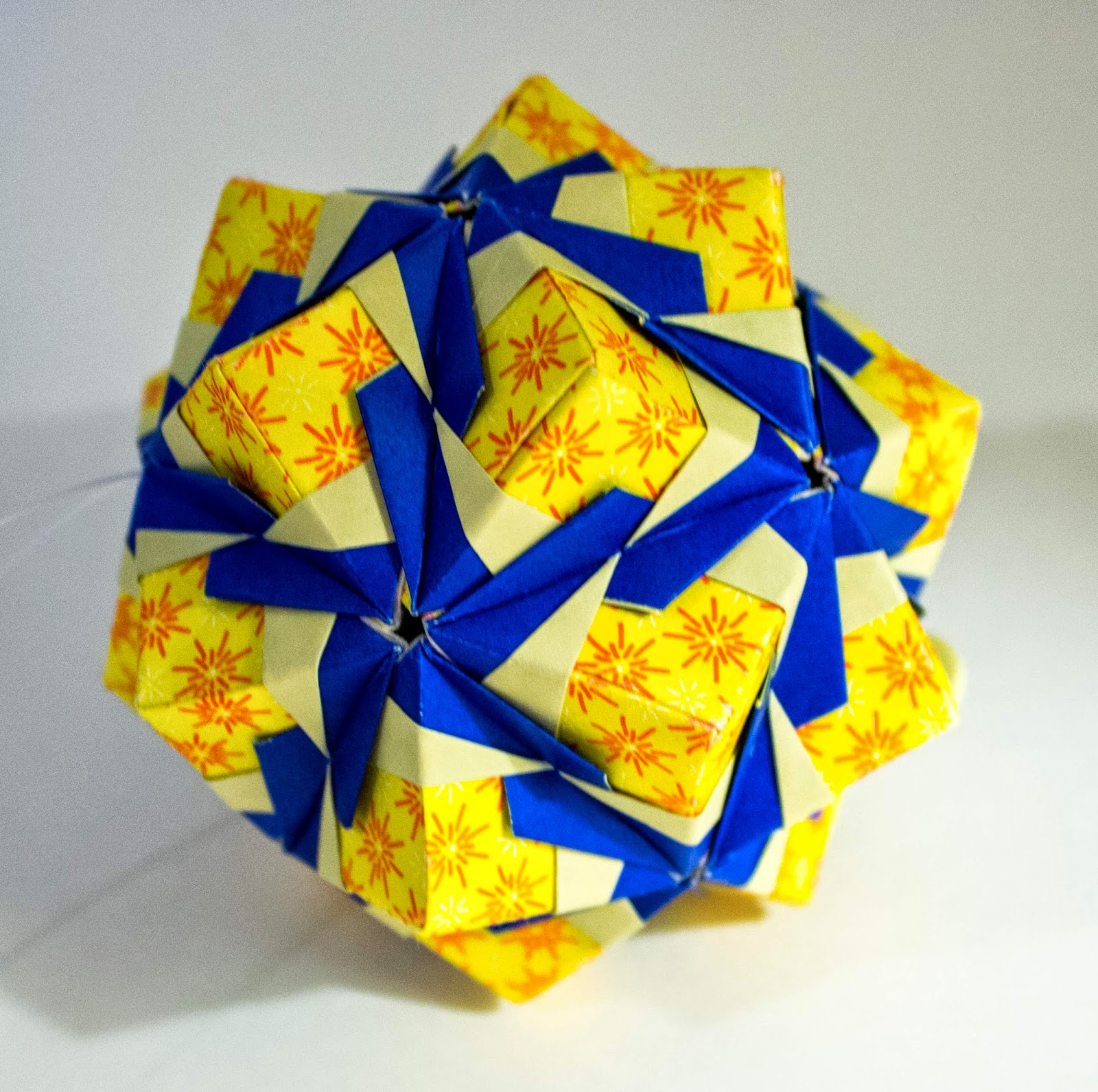 hight resolution of floral origami globes tomoko fuse pdf download