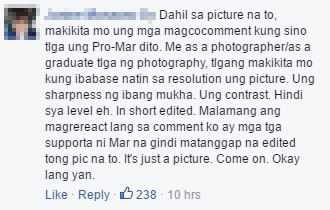 Truth behind Mar Roxas' campaign photo was REVEALED!