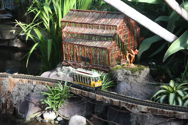 Family fun in the Chicago Suburbs including model trains
