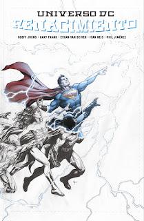 UNIVERSO DC: Renacimiento (Edición Deluxe)
