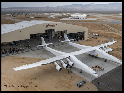 World's Largest Aircraft 'Stratollection'