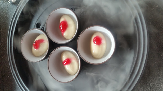 Mishti Doi Spheres