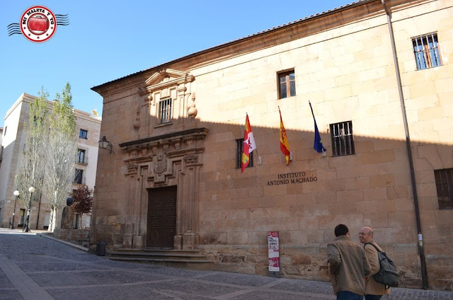 Instituto Antonio Machado, Soria