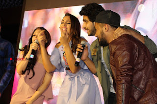 Actress Sonakshi Sinha at the Song Launch of Film Noor  0050.JPG