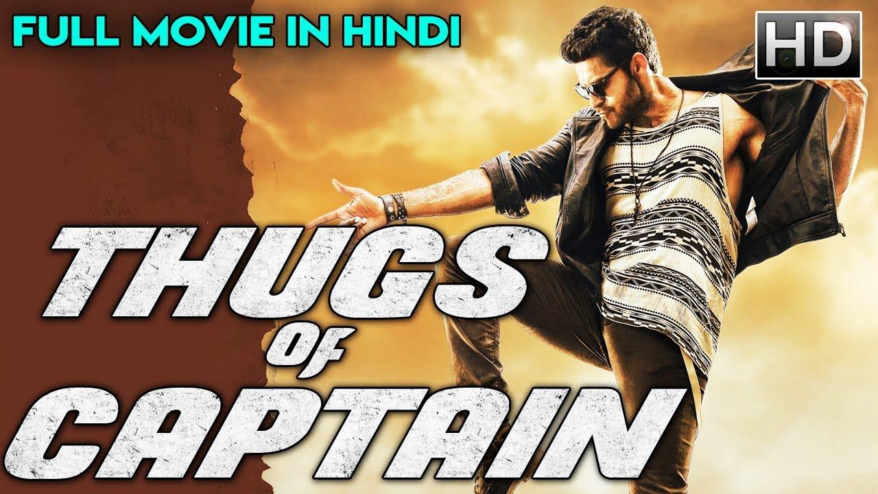 Thugs of Captain (2018) Hindi Dubbed 500MB HDRip 480p x264