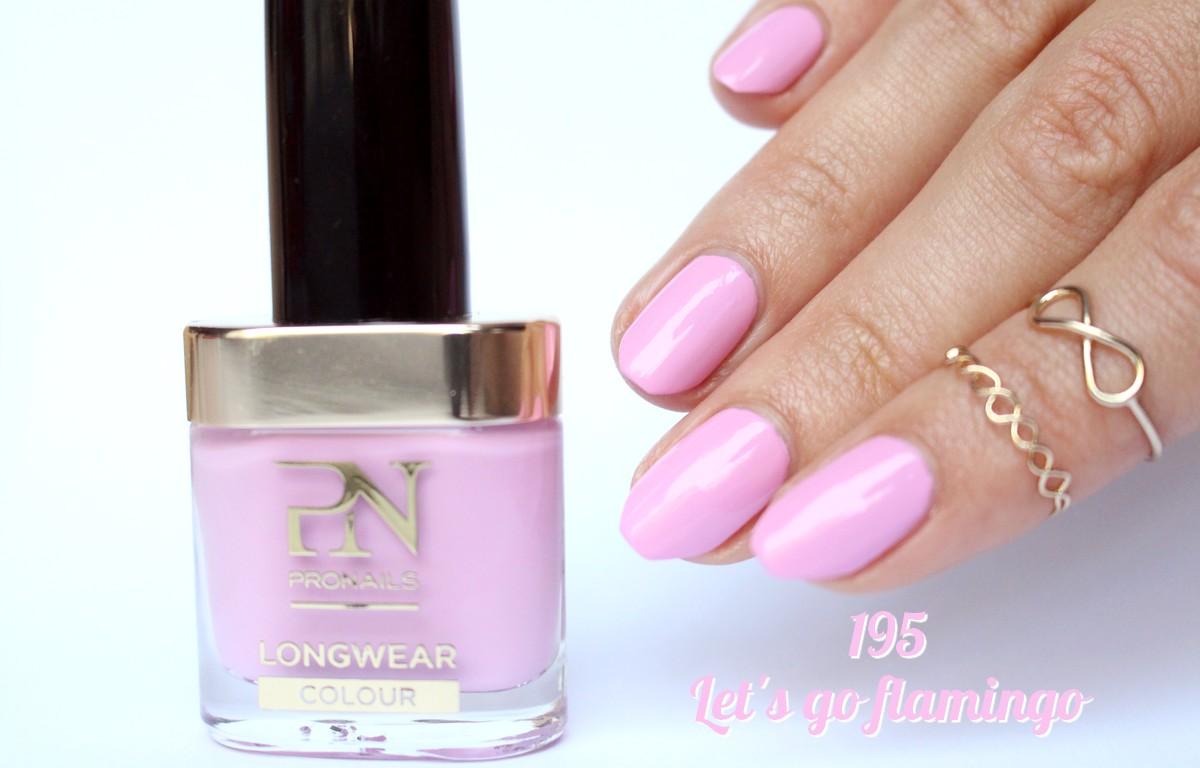 vernis-pronails-195-let's-go-flamingo-collection-summer-island