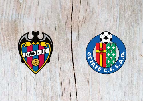 Levante vs Getafe - Highlights 2 February 2019