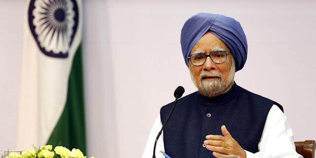 भारतीय अर्थव्यवस्था अच्छी स्थिति में नहीं: मनमोहन सिंह