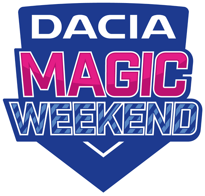 Dacia Magic Weekend is here and what a weekend it has been already