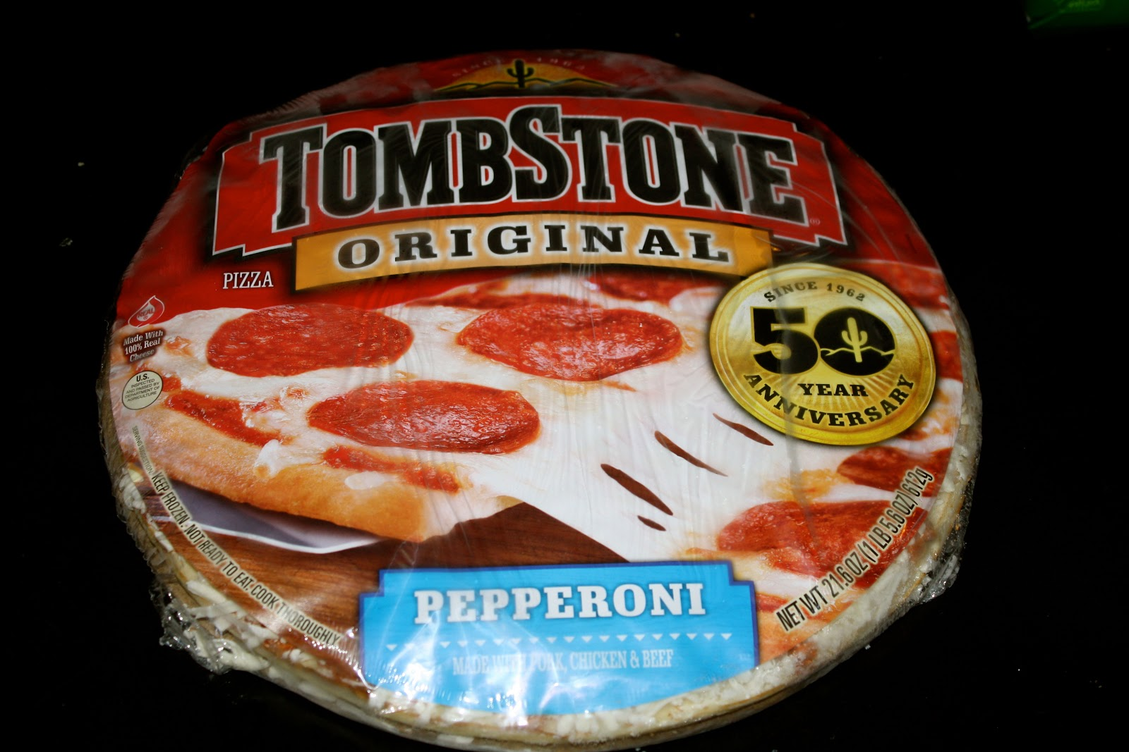 We like the wide variety of pizzas in our house. Kraft, owner of Tombstone, has done a good job of keeping up with the changing tastes of pizza lovers by adding a nice variety of flavors, crust options and even some lighter, healthier options including wheat crust.