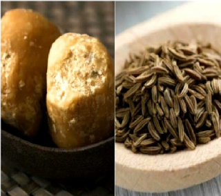 Jeera aur Gud ka paani peene ke fayde. Benefits  of Cumin & jaggery Water in Hindi/Urdu.